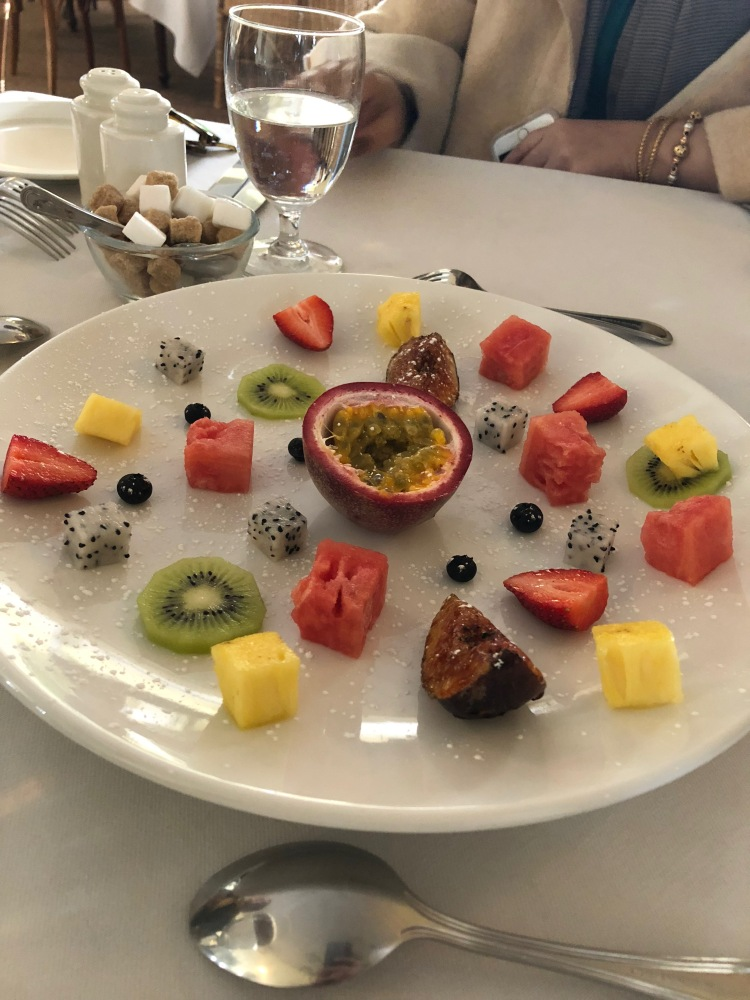 11. Imported Fruit Platter