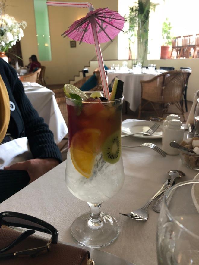 12. fruit Lemonade