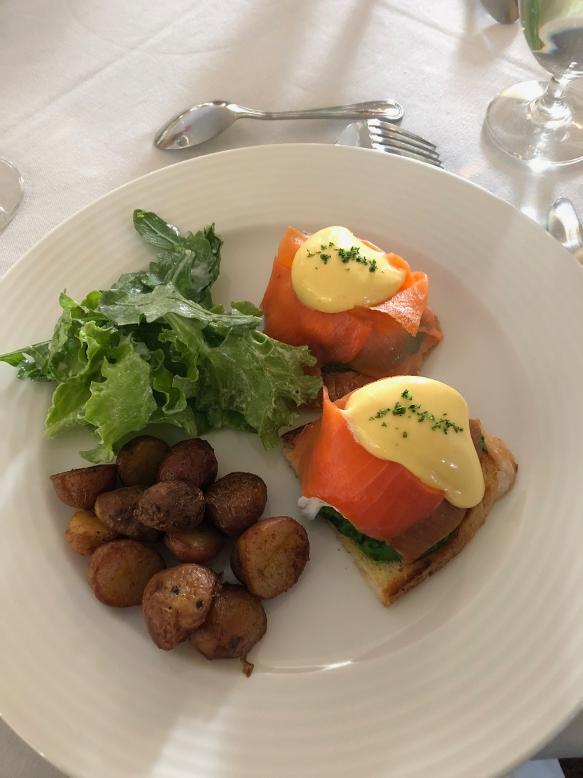 14. Eggs Royale