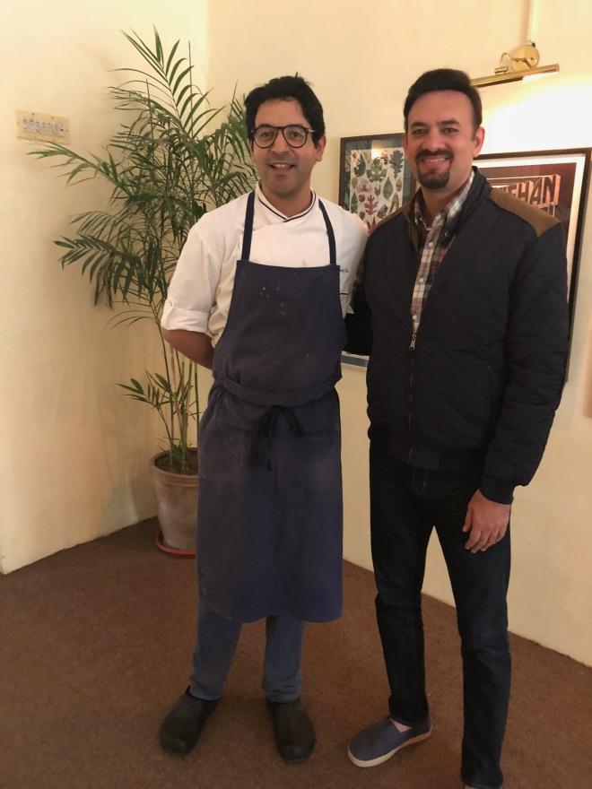 16. Chef Shahnawaz