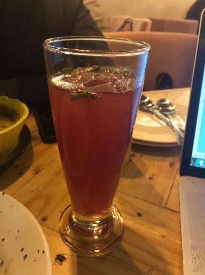 10 Raspberry Lemonade