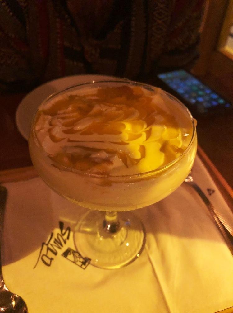 16 Complimentary dessert