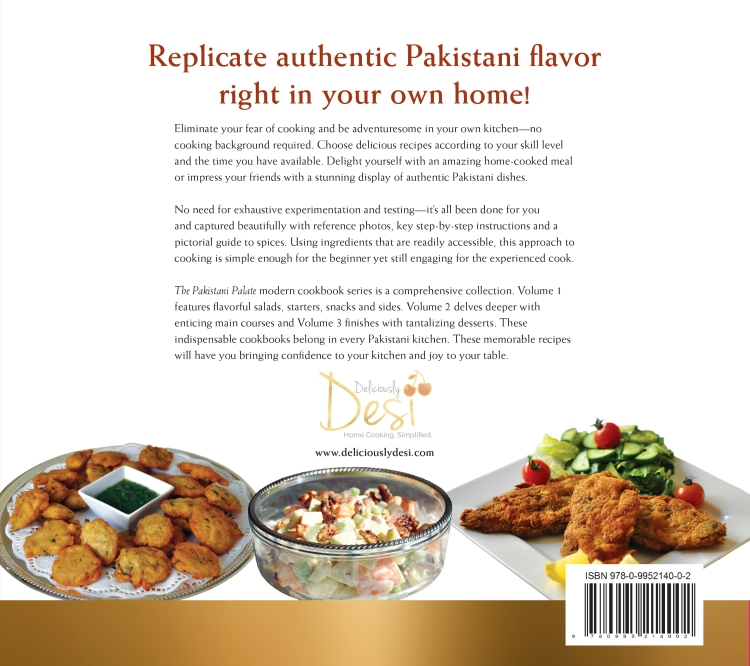 The Pakistani Palate_Vol1_BC