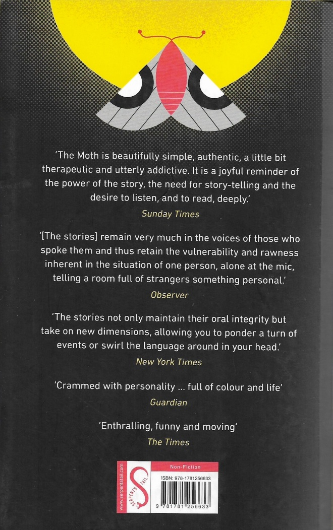 the moth 1